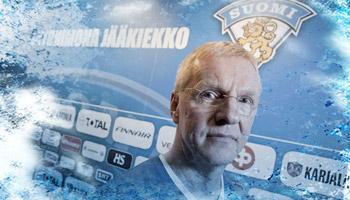 Suomen valmentaja Kari Jalonen