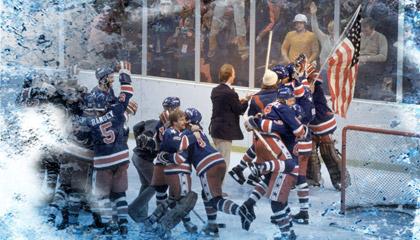 USA:n vuoden 1980 voitonjuhlat